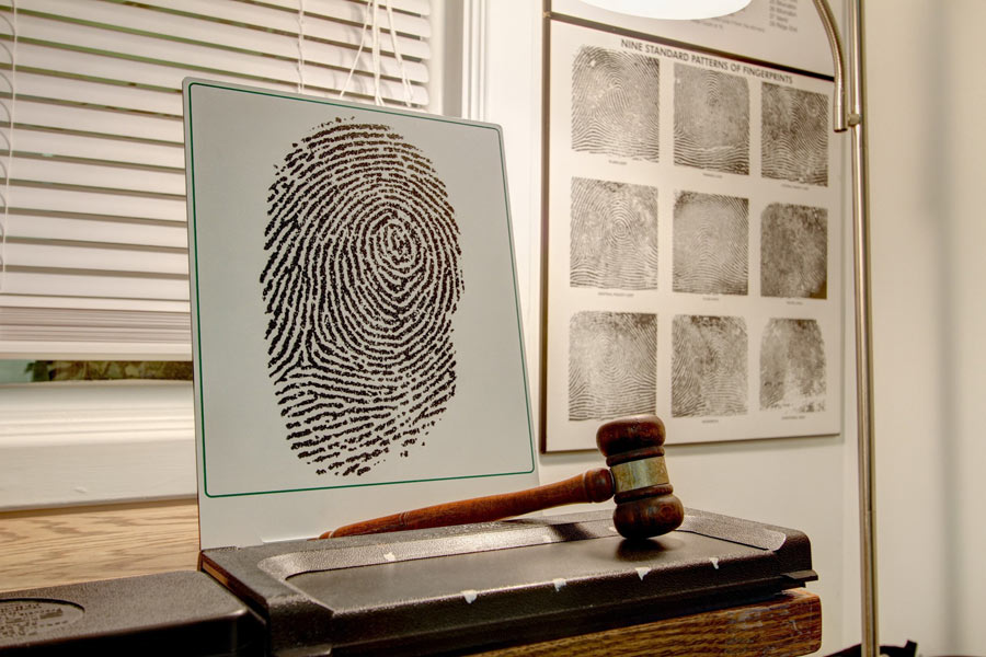 Digital Finger Print Service
